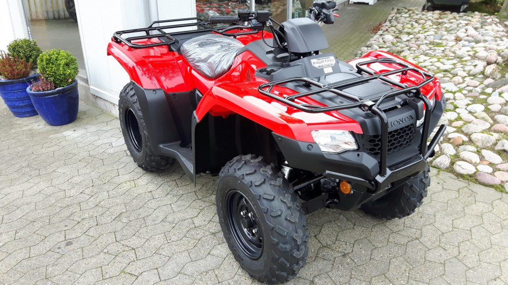 Honda TRX 420 FE1 Fourtrax Rancher